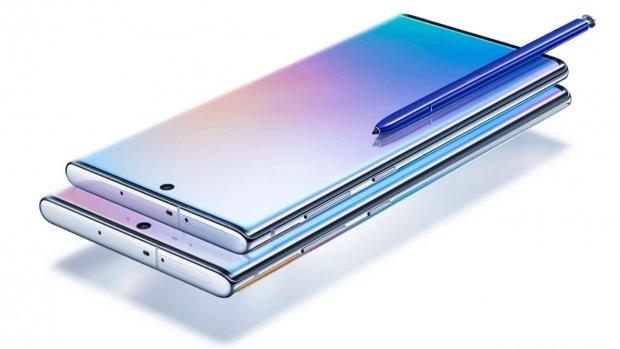 Jubileumeditie Galaxy Note 10: innovatie met vallen en opstaan