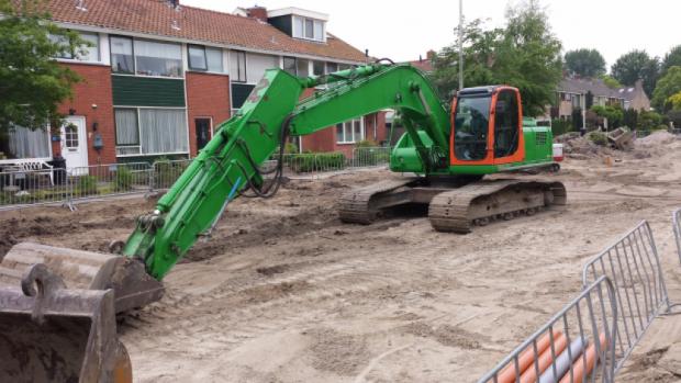 Zelfstandigen Bouw: BAM dwingt zzp'ers in onredelijk contract