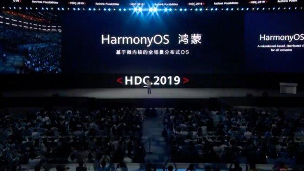 Huawei lanceert eigen besturingssysteem HarmonyOS