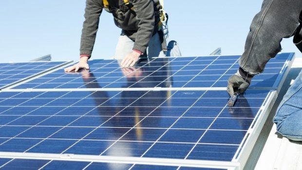 Subsidie voor zonnepanelen: kleine moeite, hoge opbrengst