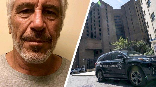 Onderzoek: Jeffrey Epstein pleegde zelfmoord
