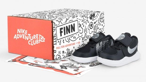 Nike lanceert abonnement op sneakers voor kinderen