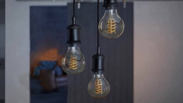 'Led-gloeilampen Philips Hue in september te koop'