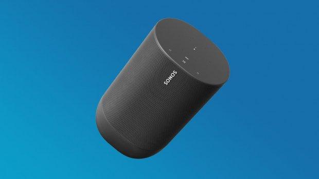 'Sonos werkt aan draagbare bluetooth-speaker'