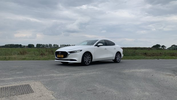 Duurtest Mazda 3: de introductie