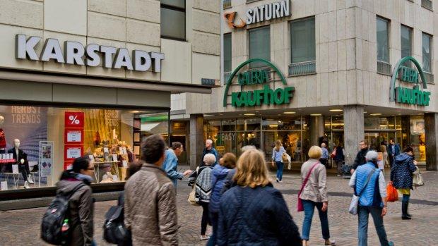 Donkere wolken boven Duitsland: economie krimpt, recessie dreigt