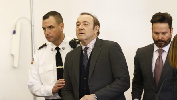 Verzekering voor schandalen à la Kevin Spacey