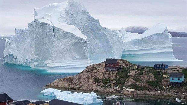 'Donald Trump wil Groenland kopen'