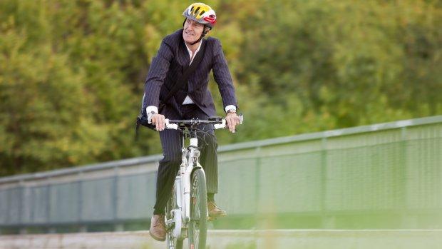 Voor een prikkie een dure fiets van de zaak vanaf 1 januari