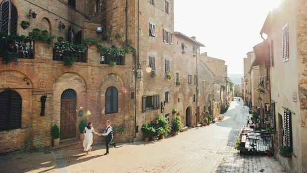 Trouwen in Italië: geen droom voor wedding planners
