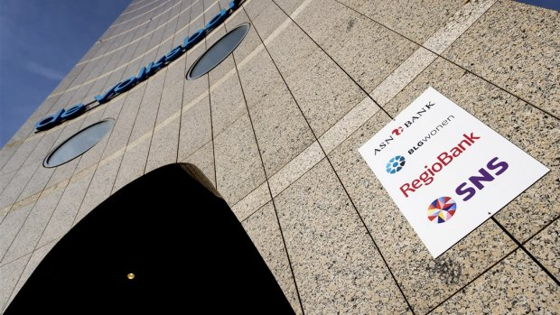Ook Volksbank zinspeelt op negatieve spaarrente