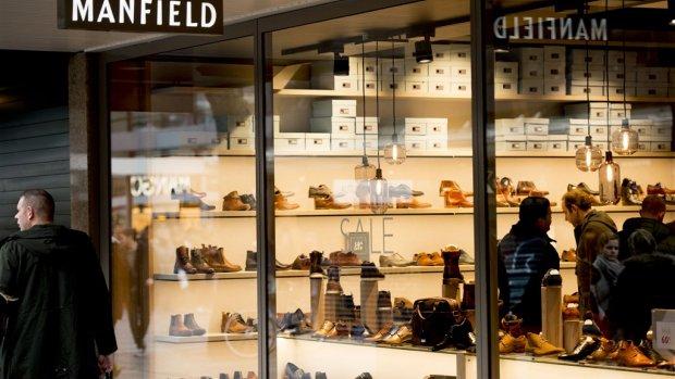 Schoenenzaak Manfield mag inlog met vingerafdruk niet verplichten