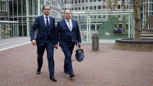 Otten neemt twee FvD-senatoren mee naar nieuwe partij