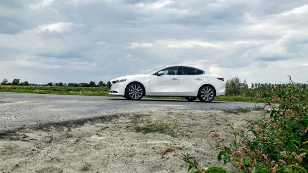 Duurtest Mazda 3: hoor ik daar een motor lopen?