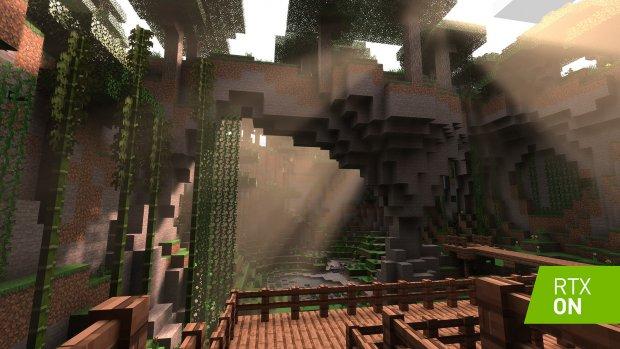 Minecraft gaat realistischer ogen op Windows 10