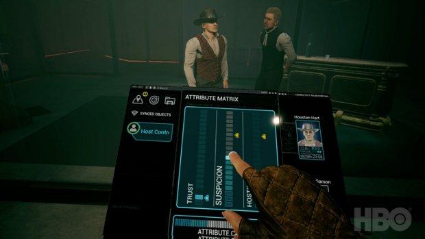 Tv-serie Westworld heeft nu een angstaanjagend VR-spel