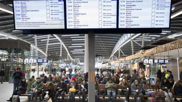 Ruben bepaalt hoe laat jouw trein volgend jaar rijdt