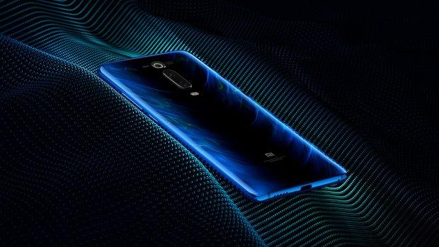 Derde Mi 9-telefoon van Xiaomi te koop: zoek de verschillen
