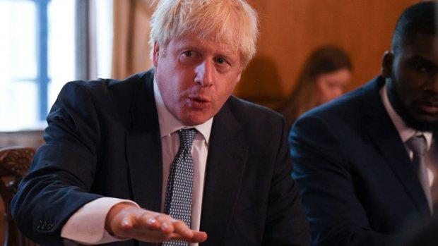 Britten leveren geheim, informeel brexitplan in bij de EU