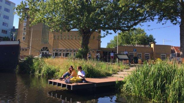 Onverwachte bestemming: rooftopbar en kunst kijken in Tilburg