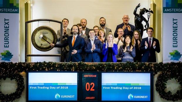 Euronext-ceo Van Tilburg stapt op, opvolger direct voorgedragen