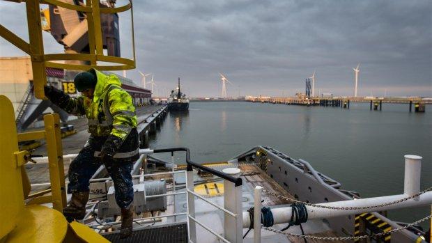 Schots bedrijf wil veerdienst naar Eemshaven vanwege brexit