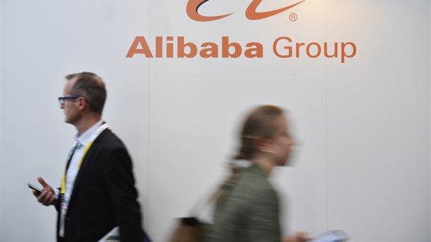 'Alibaba stelt beursgang uit vanwege onrust in Hongkong'
