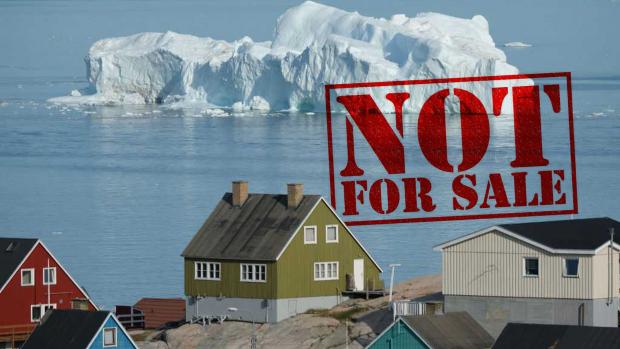 Land kopen was niet altijd 'absurd', VS kochten vaker van Denen