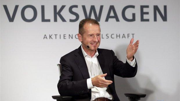 'Volkswagen-ceo wil belang in Tesla kopen'