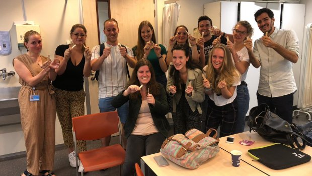 Artsen en studenten voeren actie voor vergoeding coassistenten