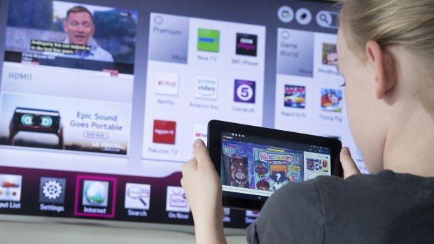 Netflix, Disney en Apple kunnen nog niet tippen aan tv-abonnement