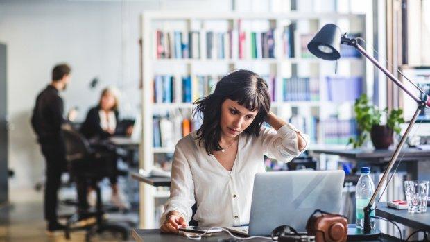 'Vertel liever niet over je psychische problemen op je werk'