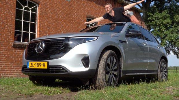 Review: de eerste elektrische SUV van Mercedes
