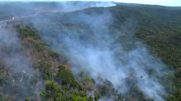 Druk op Brazilië opgevoerd: 'President moet ingrijpen tegen bosbranden'