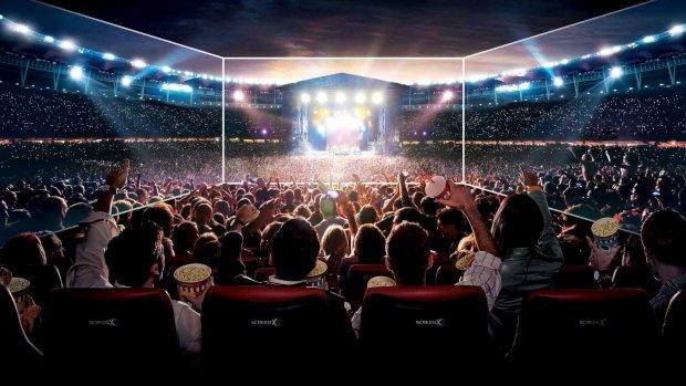 Utrecht krijgt bioscoopzaal met 270-gradenscherm