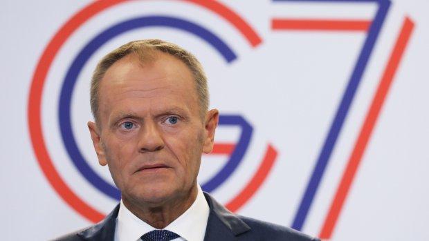 Tusk: 'Frankrijk kan op loyaliteit EU rekenen'