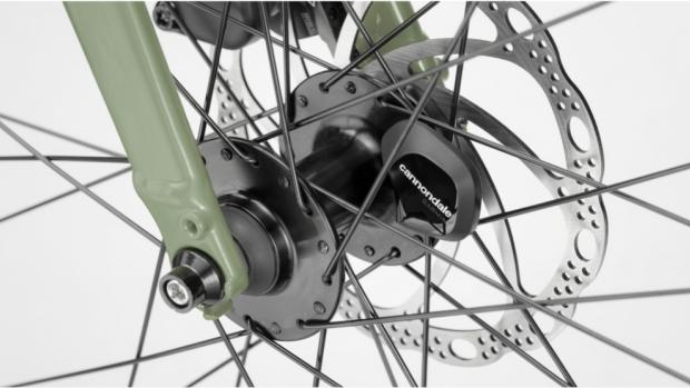 Deze wielsensor maakt een fietscomputer overbodig