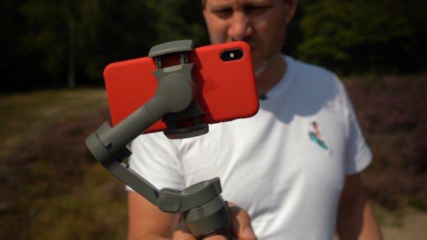 Getest: Hiermee maak je mooiere video's met je telefoon