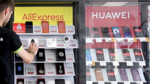 AliExpress opent eerste fysieke winkel in Europa