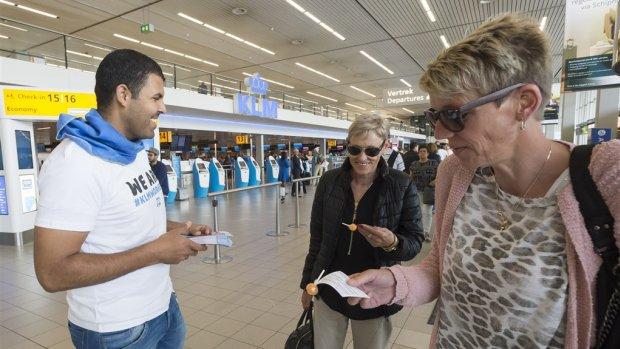 Acties bij grondpersoneel KLM: 'We voeren de druk langzaam op'