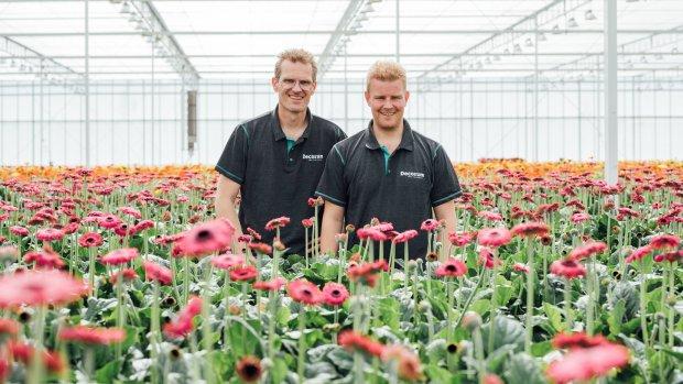 Duurzaam ondernemen én mooiere bloemen