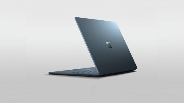 Bright Stuff: Microsoft Surface Laptop 2