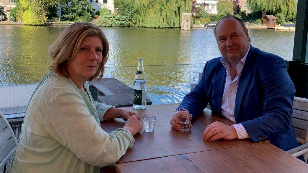 Weer FvD-Statenlid naar partij Otten, Caroline Persenair maakt overstap