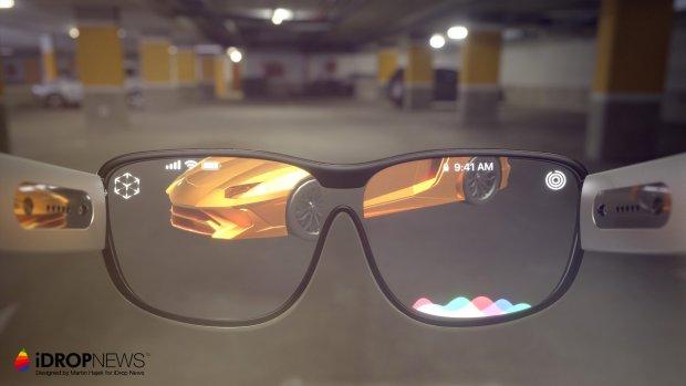 'AR-bril van Apple heet Apple Glass en kost 499 dollar'
