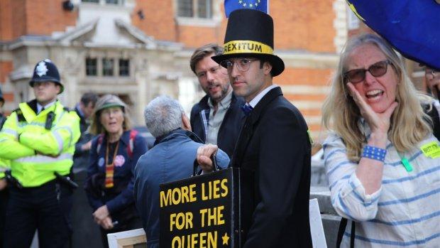 Positie Boris Johnson verzwakt: komt er überhaupt nog een brexit?