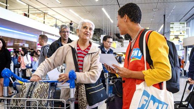 Acties bij KLM van de baan na akkoord met bonden over cao