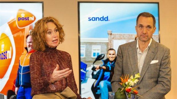 Toezichthouder verbiedt postfusie tussen PostNL en Sandd
