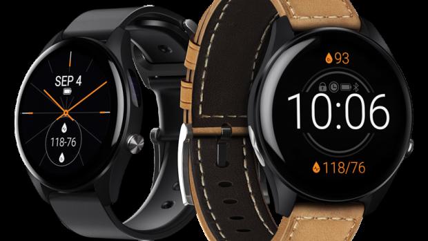 Deze nieuwe smartwatch meet je bloeddruk