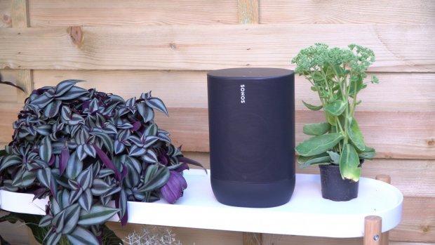 Sonos lanceert draadloze speaker Move