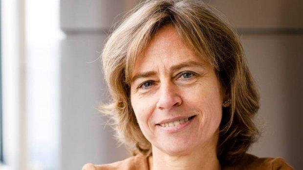 Nieuwe ceo voor KPN: Belgische topvrouw Dominique Leroy